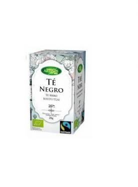 TE NEGRO ENGLISH BREAKFAST BIO 20 FILTROS ARTEMIS