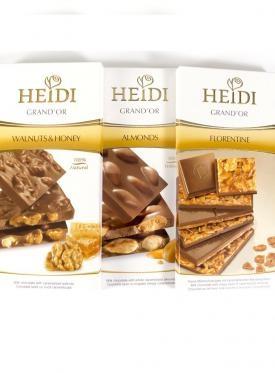 CHOCOLATE HEIDI FLORENTINE 100 GR.