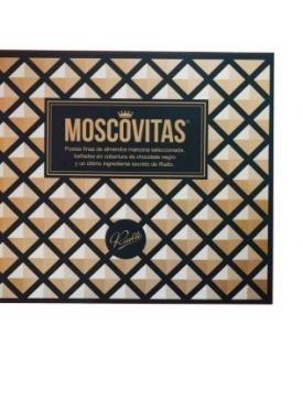 MOSCOVITA CHOCOLATE NEGRO 320G