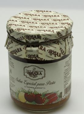 SALSA ESPECIAL PARA PASTA 1/2 ROSARA