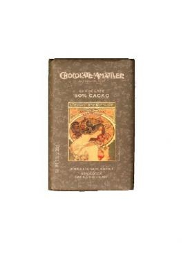 CHOCOLATE AMATLLER 50% CACAO 85 GR.