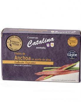 ANCHOA PREMIUN CATALINA 115 GR.