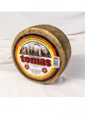 QUESO PURO DE OVEJA TOMAS APROX 250 G
