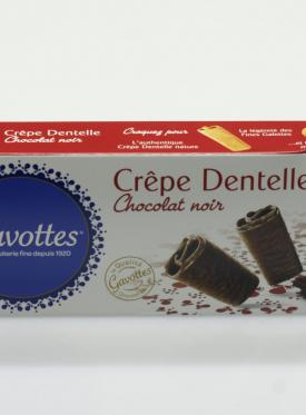 GAVOTTES CREPES CHOCOLATE NEGRO 90G