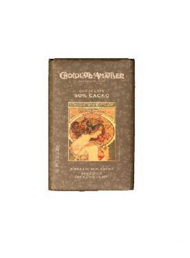 CHOCOLATE AMATLLER 50% CACAO 85 GR.