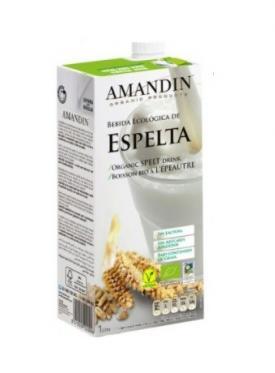 BEBIDA DE ESPELTA 1L AMANDIN BIO
